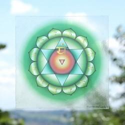 Adesivo Quarto Chakra Anahata