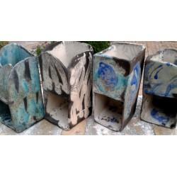 Brucia Essenze Ceramica Raku