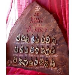 Ciondoli delle 24 Rune in...