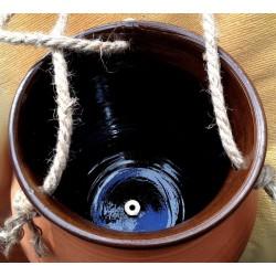Shirodhara contenitore in ceramica