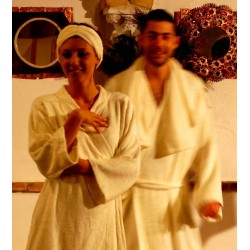 Apollo asciugamano doccia cm 140 x cm 100