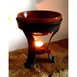 Scalda olio per massaggio ayurvedico modello base