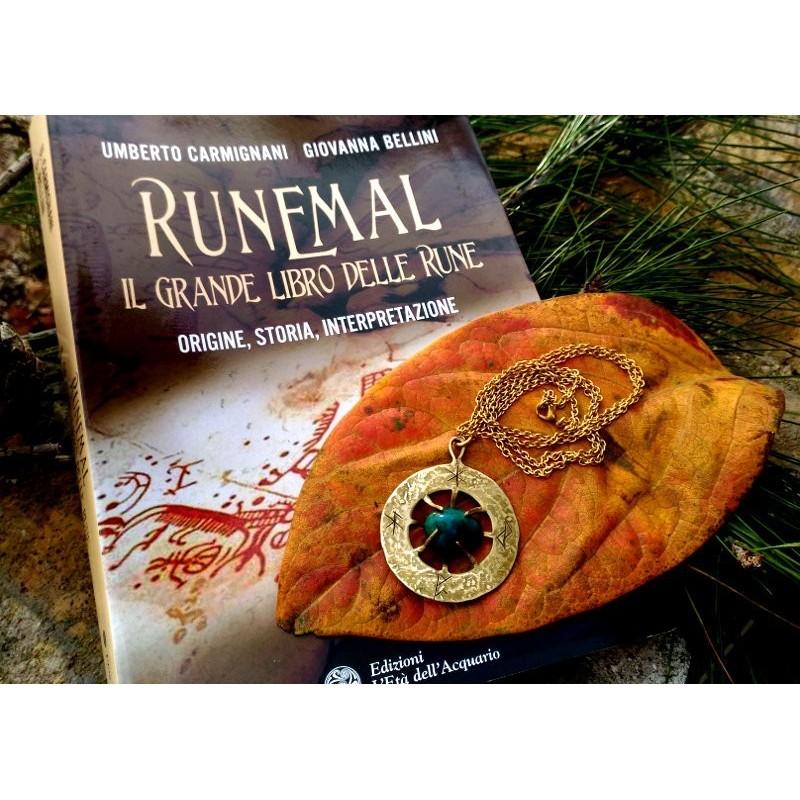 Libro Runemal e Talismano Runico