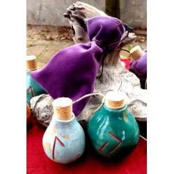 Libro Runemal e Bottiglina Acqua di Runa