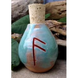 Set Libro Runemal e Bottiglina Acqua di Runa