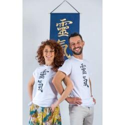 T-shirt bio con Ideogramma...